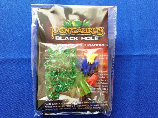 Pentaurus Black Hole anverso